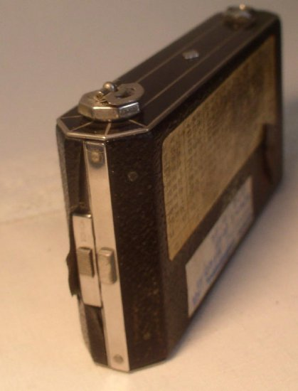 1930s Art Deco Kodak Six-20 Vigilant Folding Bellows Camera film - Click Image to Close