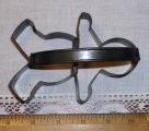 Vintage Tin Gingerbread Man Cookie Cutter