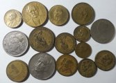 Brazil coin lot: 1901 200 Reis to 1970 50 Centavos