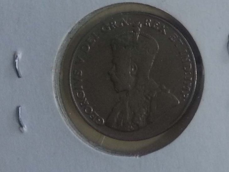 Canada Coin Lot: 1941 Silver dime 1920 cent 1922 47 1949 nickel - Click Image to Close