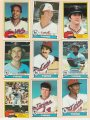 Lot Topps Minnesota Twins baseball cards 1979, 1981 #18 Adams