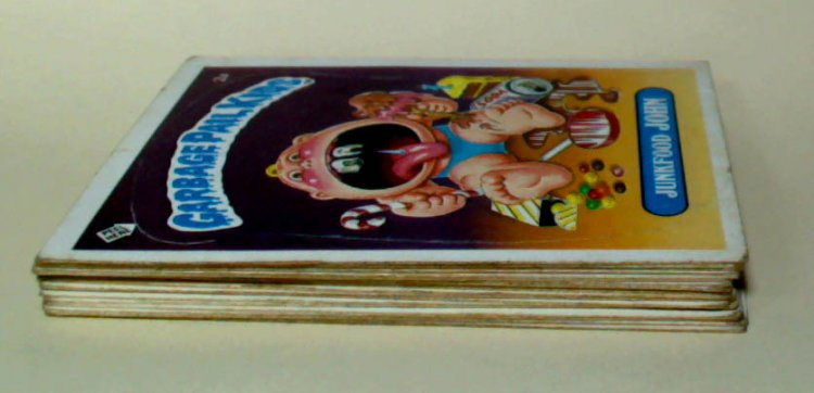 20 1985 Topps Garbage Pail Kids Sticker Trading Cards 1st series - Click Image to Close