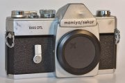 Mamiya/Sekor 1000 DTL Film Camera, Body only with cap