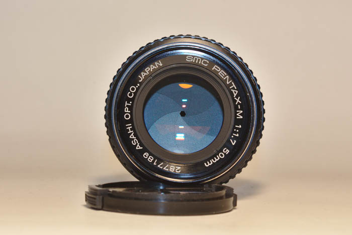 SMC Asahi Pentax-M 50mm f/1.7 Prime Lens K-Mount - Click Image to Close